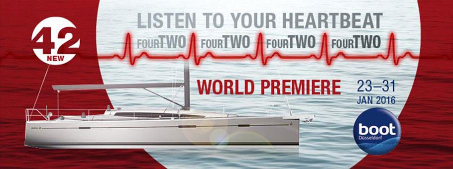 Dehler 42:o «acelerador de batimento cardíaco»